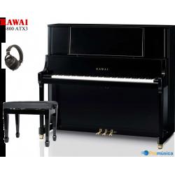Kawai K-800 ATX3 Negro pulido Silent