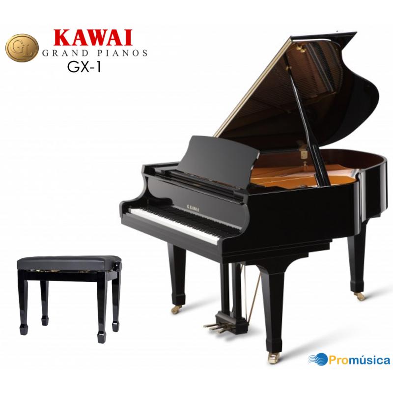 KAWAI GX-1 Negro Pulido 166cm