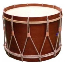 SAMBA 9612SM Bombo cofrad'a ¯90 cm, madera, parches de piel