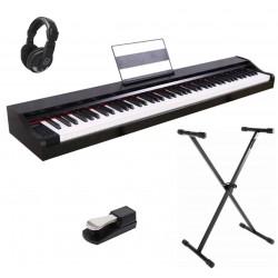 Teclado de 88 teclas sensitivas para estudio de pianos