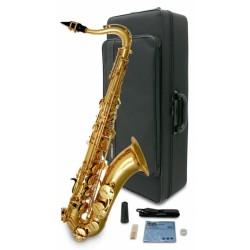 Yamaha saxo tenor YTS280 dorado con estuche y accesorios