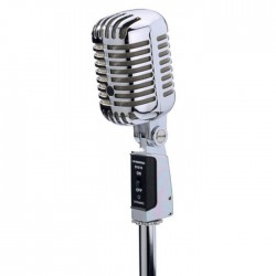 LD Systems  D 1010 Micrófono dinámico vocal estilo Memphis