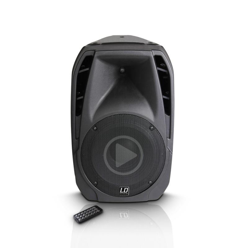 LD Systems Play 12 A Altavoz de PA de 12 activo con Reproductor MP3
