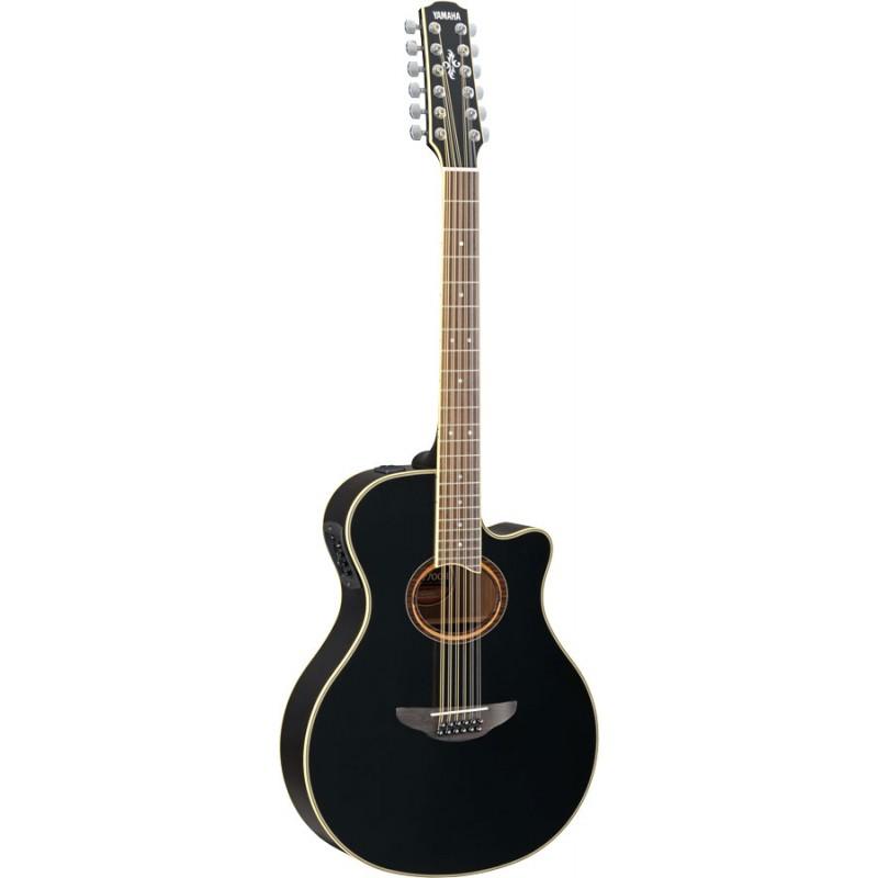Yamaha APX700II 12 Black