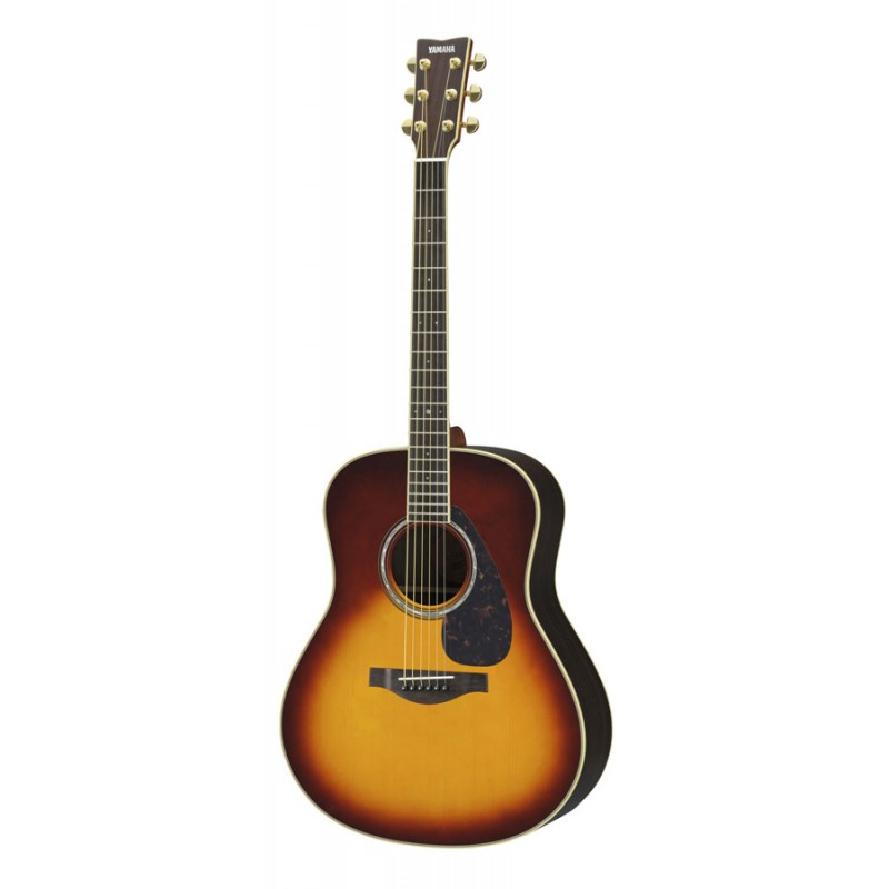 Yamaha LL6 ARE BROWN SUNBURST ARE