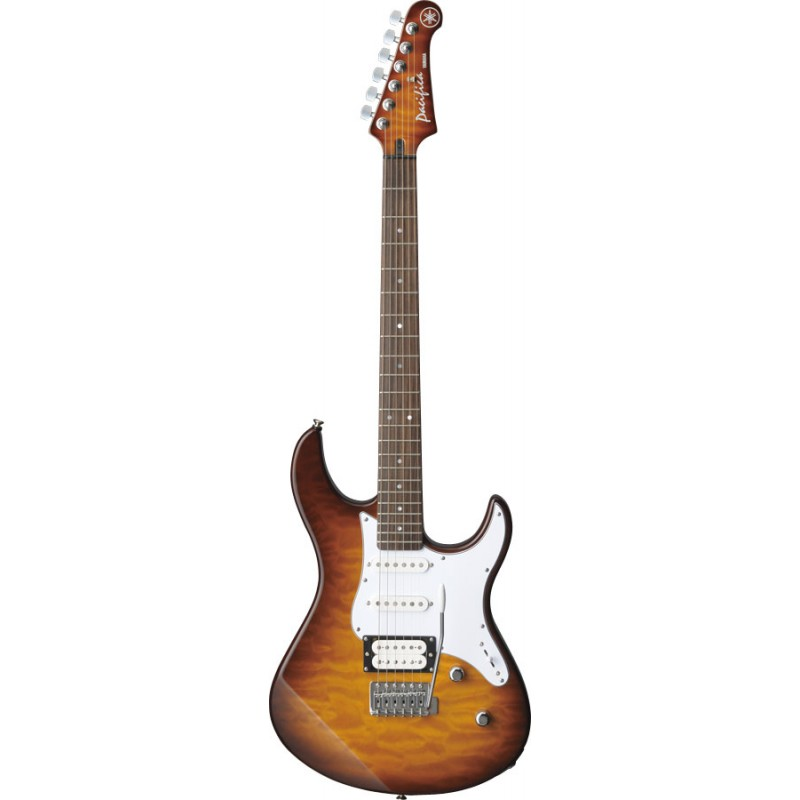 Yamaha PACIFICA212VFM TOBACCO BROWN SB