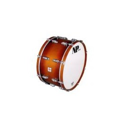 NP Drums B.BANDA 55X30CM CROME MOD 56553