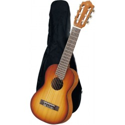 Yamaha Guitalele GL1 Tobacco Brown Sunburst + Funda