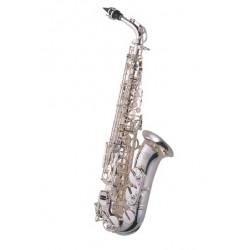 Saxofón Alto Plateado J....