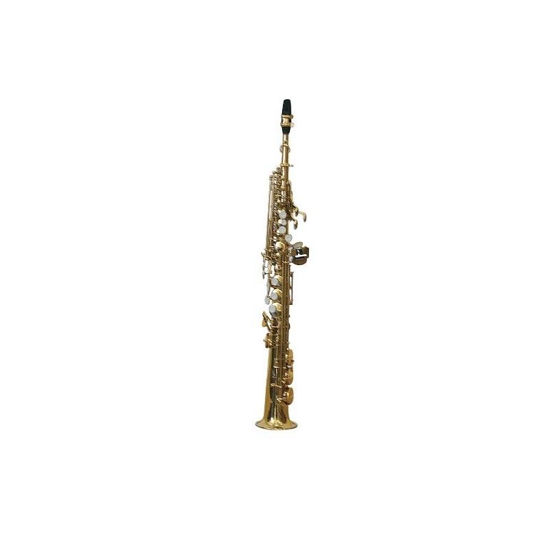 J. Michael Saxo soprano lacado SP650