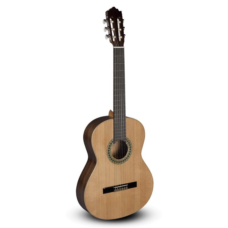 Guitarra Clásica Paco Castillo 201 (mate)