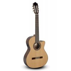 Guitarra Clásica Paco Castillo 222CE electrificada