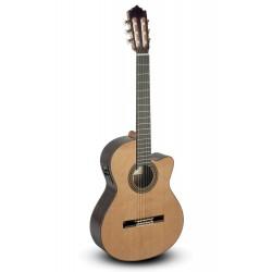 Guitarra Clásica Paco Castillo 224CE electrificada