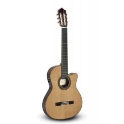Guitarra Clásica Paco Castillo 234TE Estrecha Electrificada