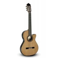 Guitarra Clásica Paco Castillo 235TE Estrecha Electrificada