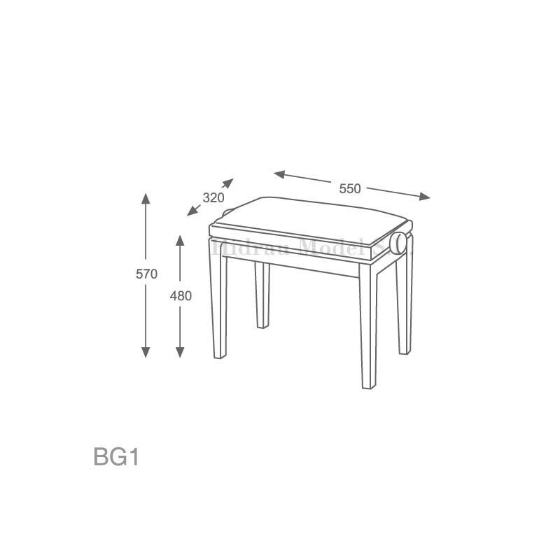 Hidrau Model BG1 Polipiel