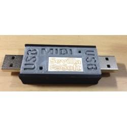 Sevilla Soft MIDI USB-USB