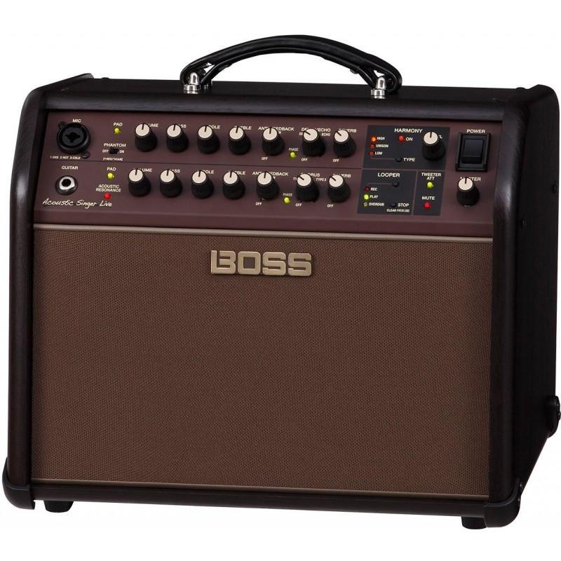 Boss ACS Acoustic Singer Live 60w