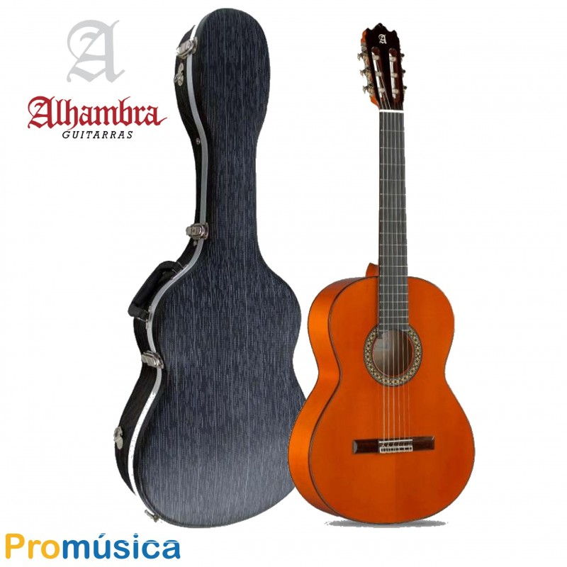 Alhambra 4F + Estuche