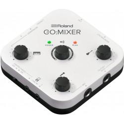 Go: Mixer