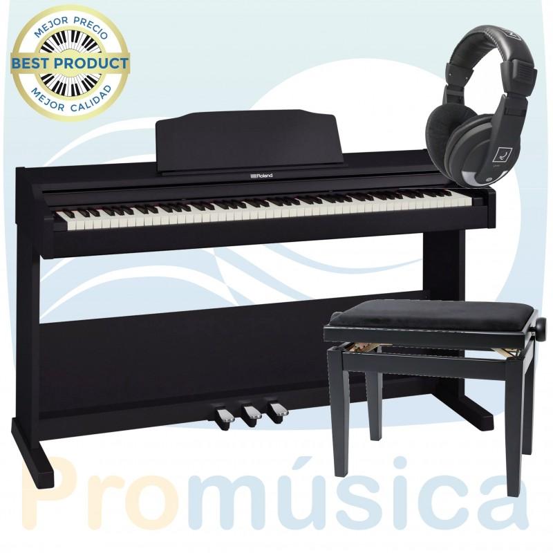 Roland Rp-102 Negro