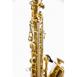 SAXOFON ALTO BRESSANT AS-801 LACADO