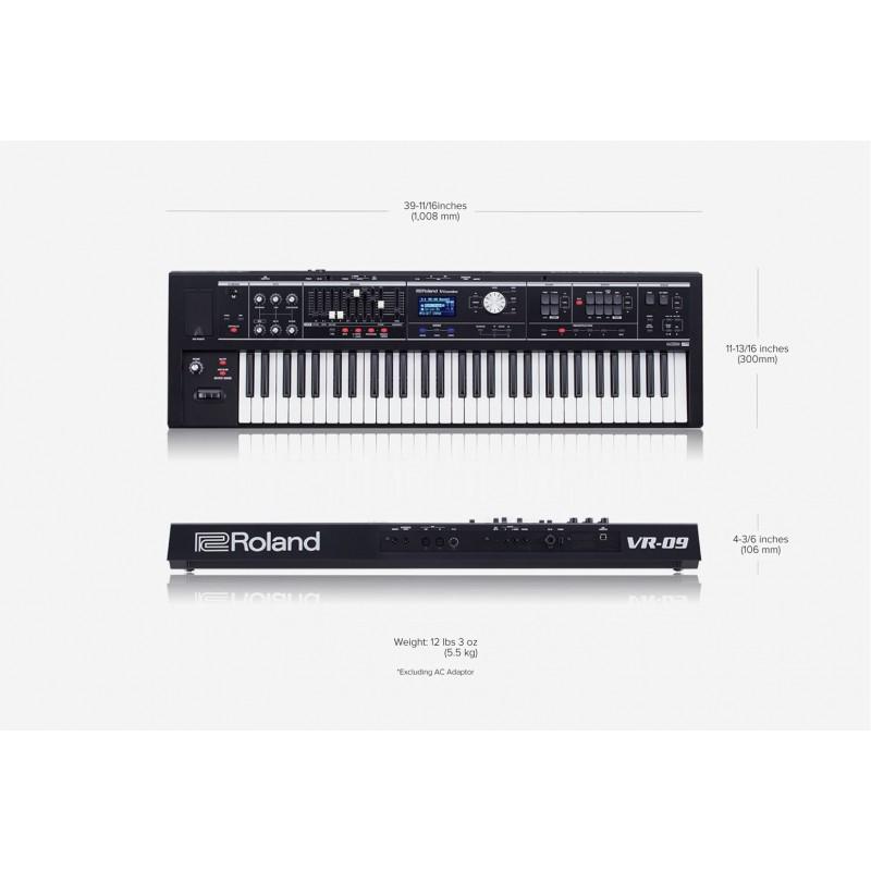 Roland VR-09 B V-combo