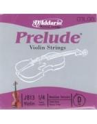Cuerdas de violín