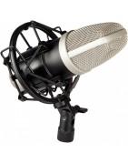 Micrófonos para estudio