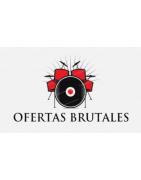 LAS OFERTAS MAS BESTIAS EN PERCUSION