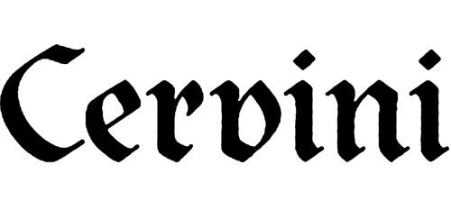 Distribución Cervini
